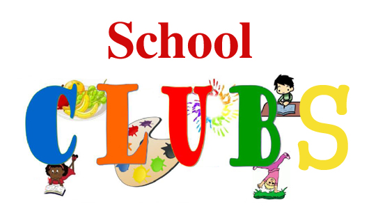 School Clubs clipart